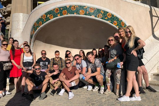 Abschlussreise nach Barcelona - HOLA BARCELONA! | 5AK