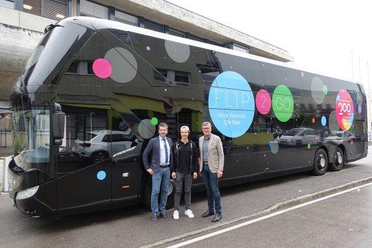 FLiP2Go Bildungsbus an der HAK Spittal | 2BK,2AK und 3BK
