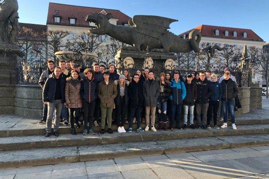 Besuch im Kärntner Landtag | 2AK und 2BK